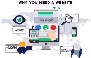 وب سایت و اهمیت آن