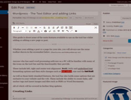 5 ابزار پر کاربرد در ایجاد نوشته(Post)-درس 28 – آموزش طراحی سایت